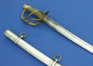 A very nice antique US Civil War Cavalry Sword Model 1840, marked HORSTMANN PHIL.A  length 111 cm, in very good condition.