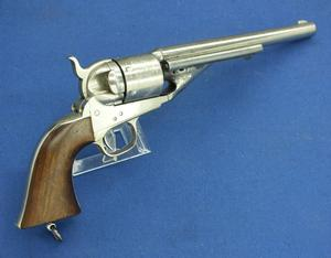 A very nice Colt 1861 Navy Conversion Revolver, .38 Rimfire, 7 1/2