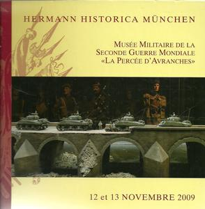 The Hermann Historica Auction Catalogue 12&13 November 2009, 354 pages. Price 25 euro